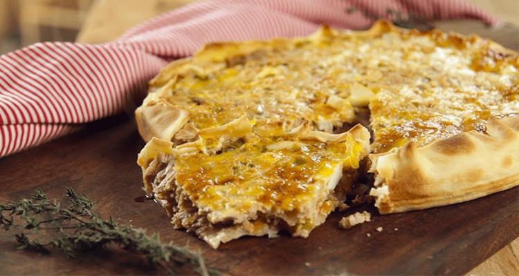 preparar tarta de atun
