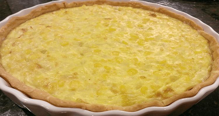 preparar tarta de choclo