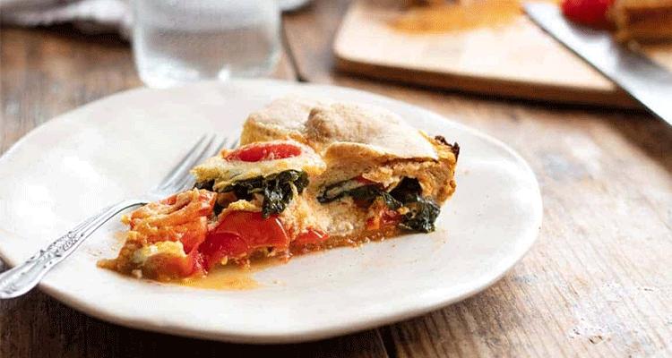Receta de Tarta Caprese  【Deliciosa 🤤】