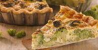 receta tarta de brocoli