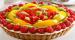 receta tarta de frutas
