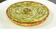 receta tarta de zucchini