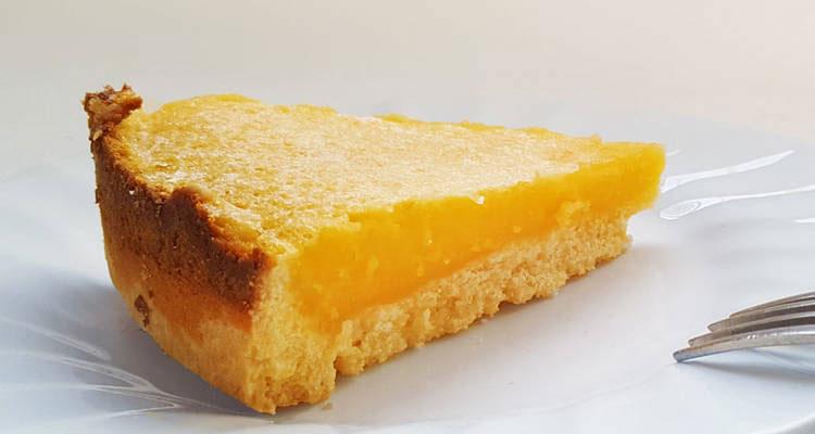 preparar tarta de limon
