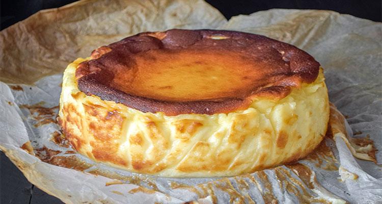 preparar tarta de queso la vina