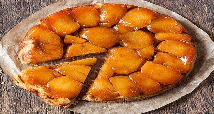 preparar tarta tatin