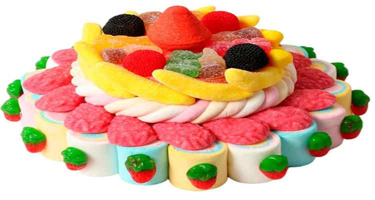 Receta de Tarta de Chuches 【Deliciosa 🤤】