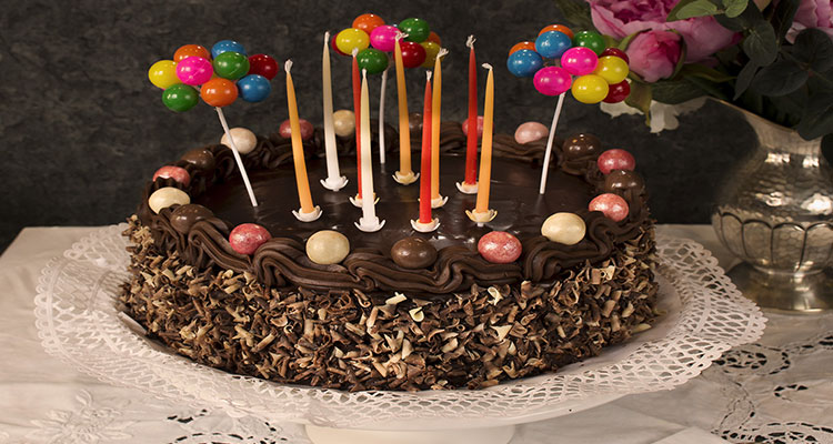 Receta de Tarta de Cumpleaños  【Deliciosa 🤤】