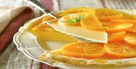 receta tarta de naranja