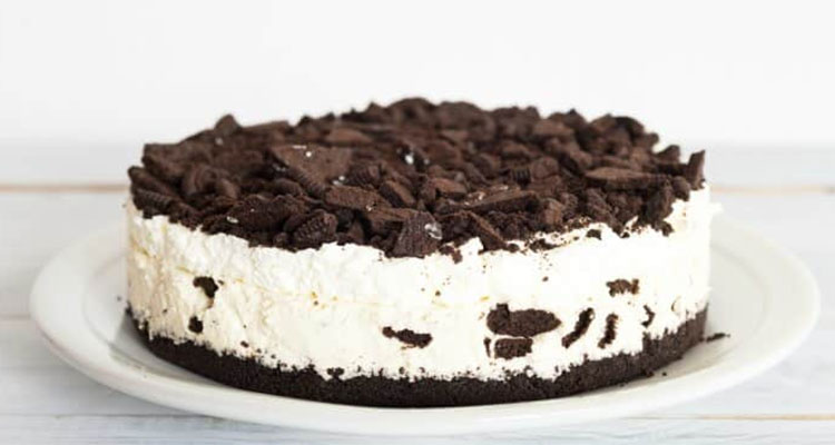 Receta de Tarta de Oreo 【Deliciosa 🤤】