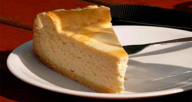 Receta de Tarta de Queso 【Deliciosa 🤤】