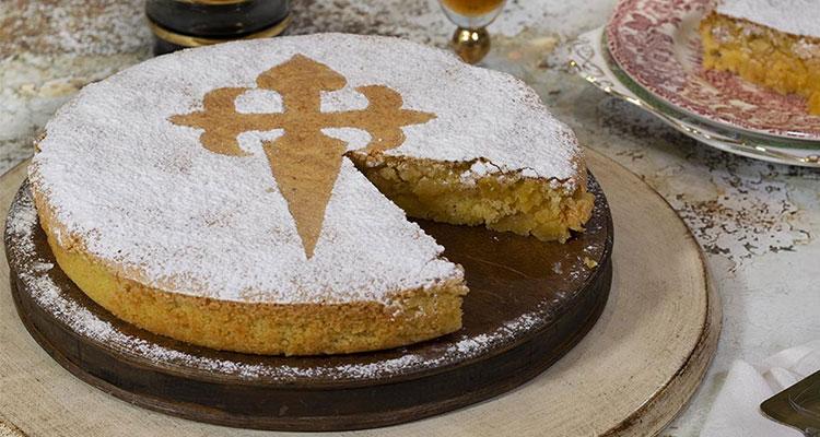 Receta de Tarta de Santiago  【Deliciosa 🤤】