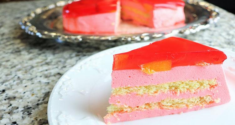preparar torta helada