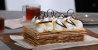 receta tarta rogel