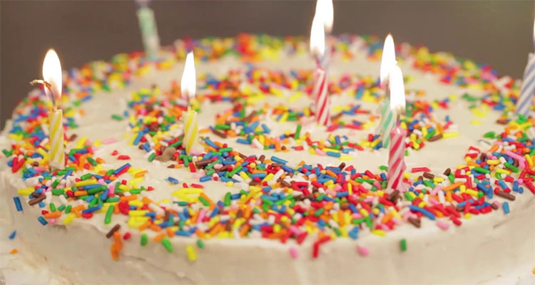 Receta Torta de Cumpleaños