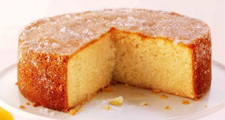 Receta Torta de Limón