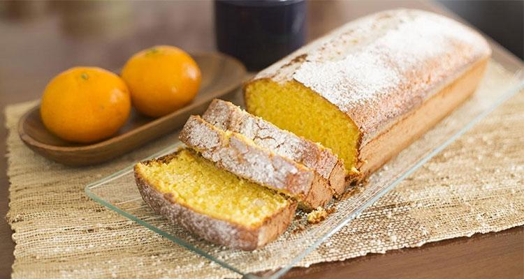 Receta Torta de Mandarina