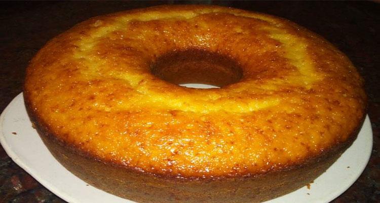 Receta Torta de Naranja