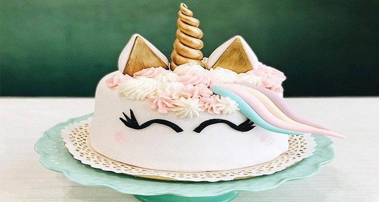 Receta Torta de Unicornio