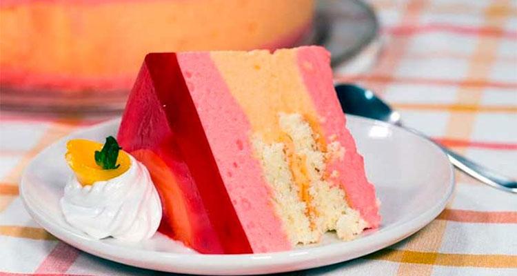 Receta Torta Helada