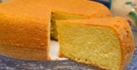 receta de torta de vainilla
