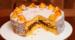 receta torta de coco y dulce de leche