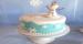 receta torta de frozen
