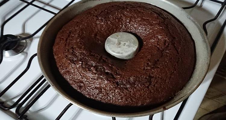 Receta de Torta Nesquik